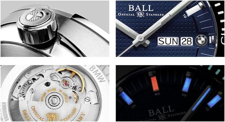 VIDEO: BALL for BMW TimeTrekker Chronometer -  Un ceas pe măsura valorilor BMW