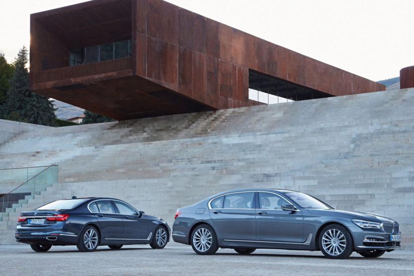 BMW 740i vs 740d