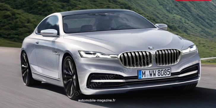 viitorul BMW Seria 8