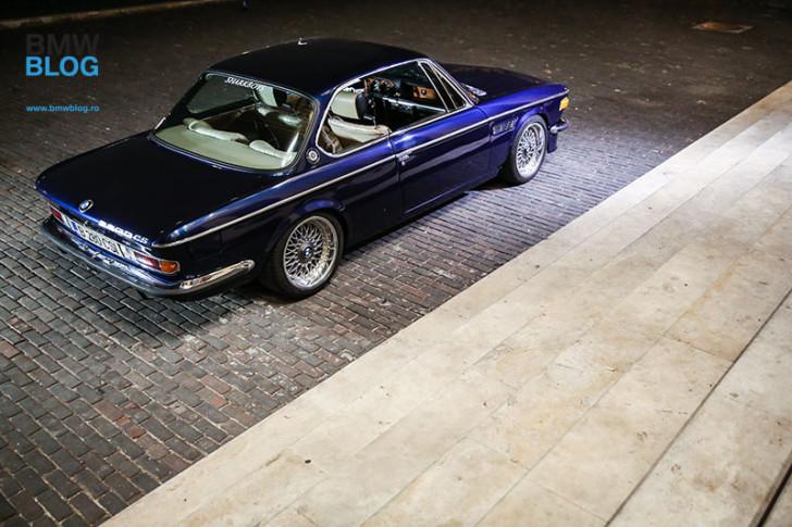 BMW Seria 6 Gran Coupe vs BMW E9: