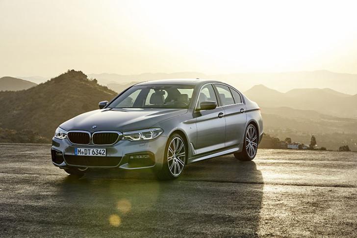 preț noul BMW Seria 5