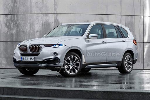 Randare viitorul BMW X7