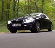 Test BMW Seria 4 Gran Coupe – Ținută obligatorie