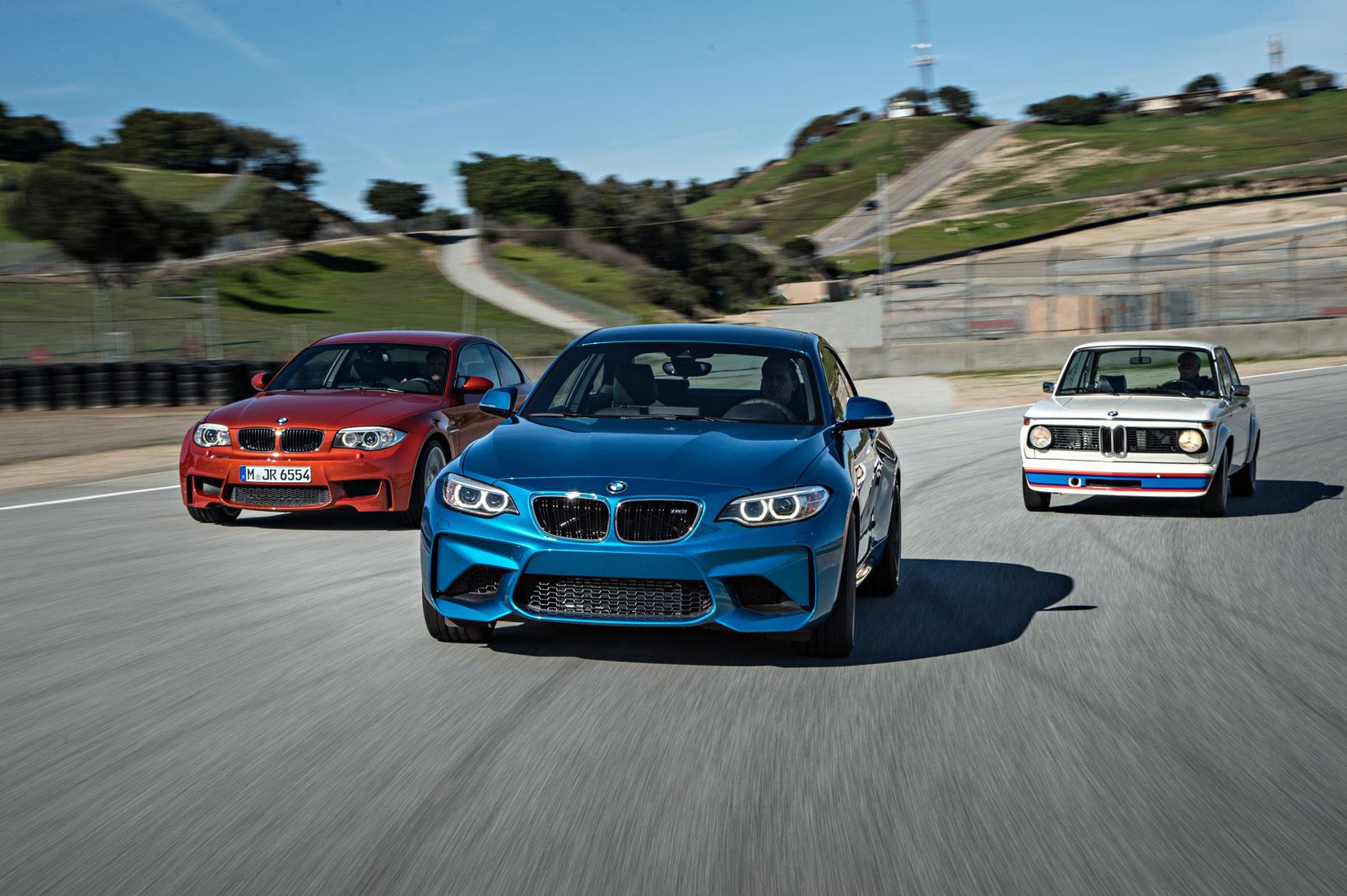 Traditie BMW M2
