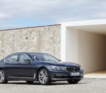 BMW 730Ld a fost desemnat Professional Driver Car of the Year 2016