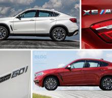 BMW X6 xDrive50i vs X6 M50d xDrive: rațiune sau emoție?