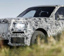 Până la urmă, Rolls-Royce Cullinan va arăta ca un SUV