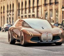 BMW iNext confirmat pentru lansare în 2021