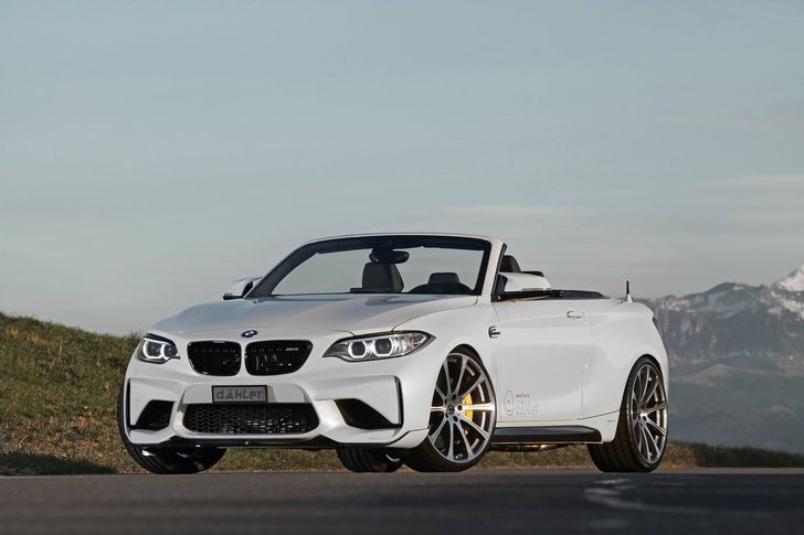 bmw m2 cabrio o crea ie a tunerului dahler bmwblog romania. Black Bedroom Furniture Sets. Home Design Ideas