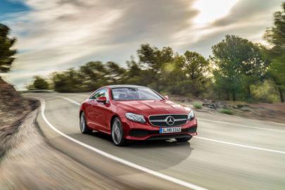 Noul Mercedes-Benz Clasa E Coupe