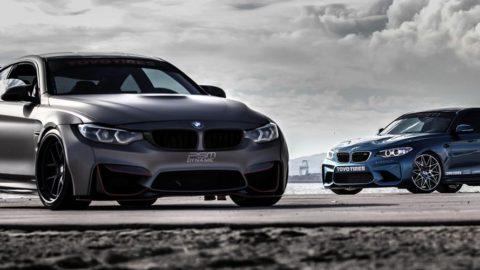BMW M4 cu steroizi injectați de PSM Dynamic
