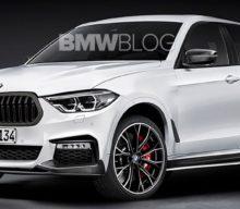 BMW X8 ar putea fi lansat în 2020, ca un rival pentru Audi Q8