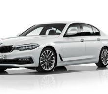 BMW Seria 5 Sedan 520d EfficientDynamics: cel mai eficient Seria 5