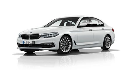 BMW Seria 5 Sedan 520d EfficientDynamics
