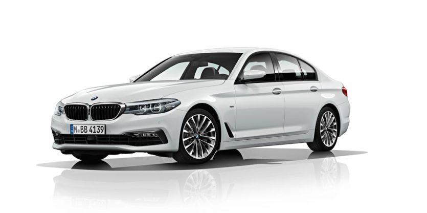 BMW Seria 5 Sedan 520d EfficientDynamics