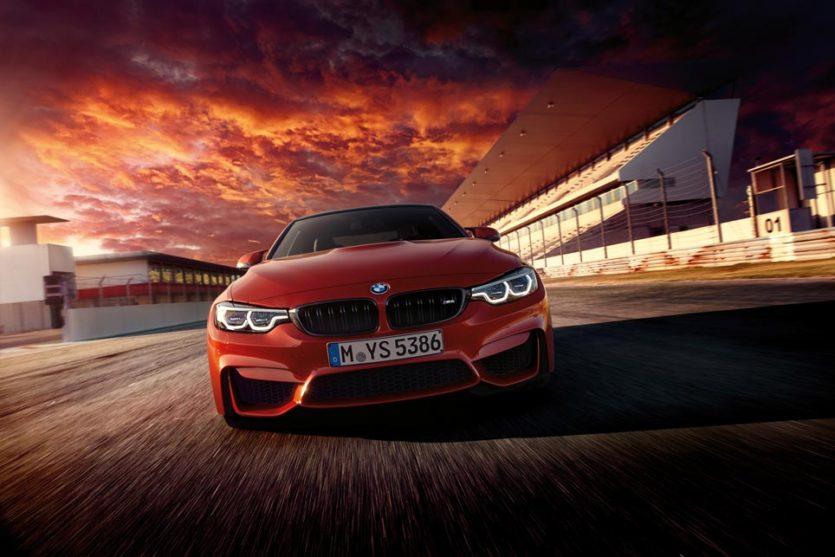 noul BMW M4