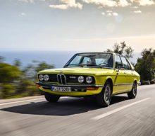 BMW E12: istoria Seriei 5, episodul 1 [VIDEO]
