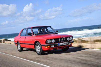 BMW E28 - BMW Seria 5