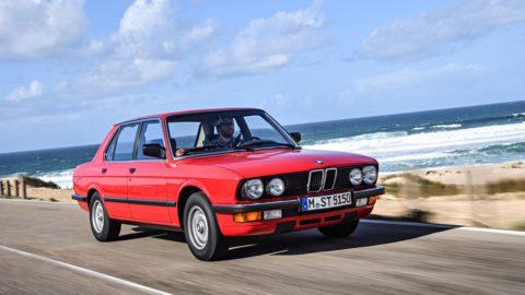 BMW E28: istoria Seriei 5, episodul 2 [VIDEO]