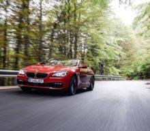 Test BMW Seria 6 Cabriolet: în așteptarea soarelui fără dinți