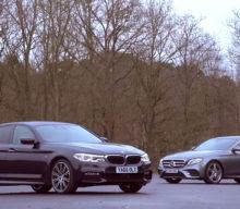 BMW 530d vs Mercedes E350d
