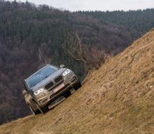 Travel BMW X5 România – Diamante în noroi