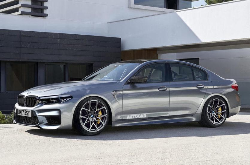 viitorul BMW M5