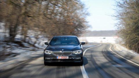 Test BMW 530d xDrive – Fumător de opinie