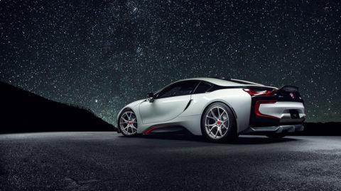 Program Vorsteiner pentru BMW i8 – Constelația tăcerii
