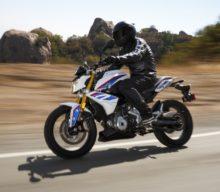 BMW Motorrad la SMAEB 2017 – lansarea naţională a noului BMW G 310 R