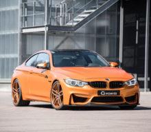 VIDEO: BMW M4 și-a găsit punctul G-Power