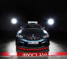 BMW M2 CSR construit de Lightweight Performance