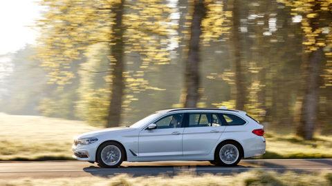 Test BMW 520d Touring – Familistul neconvins