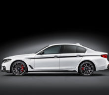 Noul BMW Seria 5 își completează lista de opționale cu accesorii M Performance
