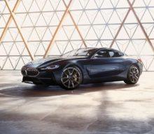 BMW Concept Seria 8: prins între trecut și viitor
