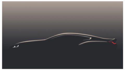 BMW Seria 8 Coupe apare în primul teaser oficial