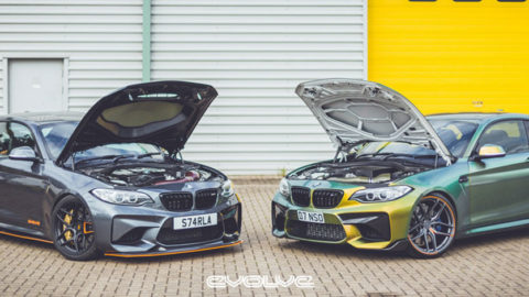 BMW M2 modificat de Evolve