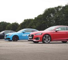 BMW M4 vs Mercedes AMG C63 S vs Audi RS5 – Bătălia orgoliilor