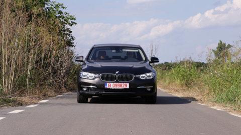 Test BMW 320d xDrive – La bine și la rău