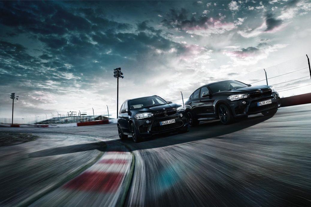 BMW X5 M şi BMW X6 M