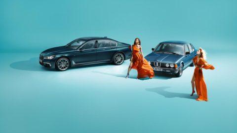 BMW Seria 7 aniversează 40 de ani printr-o ediție specială