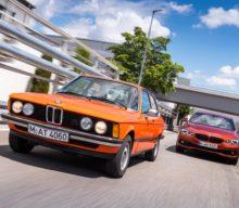 Noi ediții aniversare pentru BMW Seria 3
