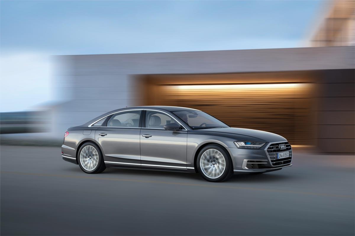 Noul Audi A8