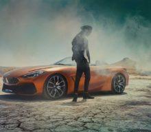 Primele poze cu conceptul care prefigurează noul BMW Z4