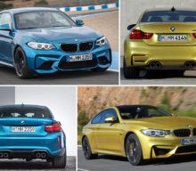 BMW M2 vs BMW M4: Tu ce ai alege?
