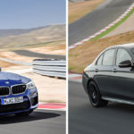 Noul BMW M5 vs Mercedes-AMG E 63 S 4MATIC
