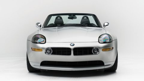 BMW-ul Z8 deținut de Steve Jobs, scos la licitație în New York