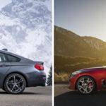 Kia Stinger vs BMW Seria 4 Gran Coupe