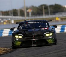 BMW Motorsport continuă testele cu M8 GTE la Daytona