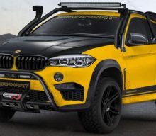 MANHART MHX6 Dirt2 – BMW X6 M transformat în off-roader radical